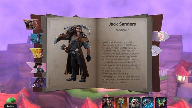 Jack hat eine offene Rechnung mit seinem alten Herrn.