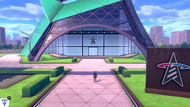 Nachdem ihr die Story abgeschlossen habt, wird aus dem Sitz von Präsident Rose der Kampfturm.