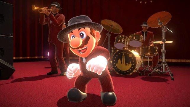Super Mario Odyssey: Mario weiß, wie Spaß funktioniert!