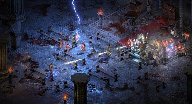 Diablo 2: Resurrected soll dem Kult-Spiel gerecht werden.