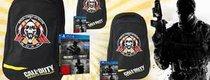 Verlosung: 3 x Gamer-Rucksack und Legacy Pro Edition von CoD Infinite Warfare zu gewinnen
