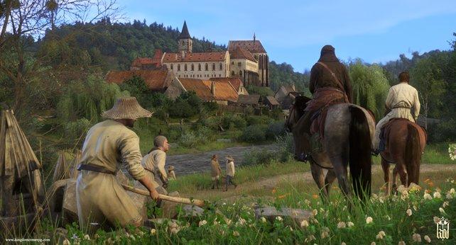 Umgebung, Lebensweise, Kampf und die Welt an sich: Kingdom Come basiert auf historischen Berichten.