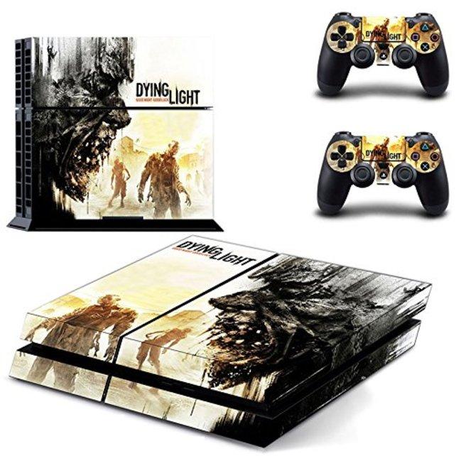 Playstation 4 Skins Folien Und Aufkleber Spieletipps