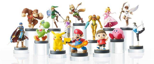 Nintendo Amiibos sind nicht immer und überall verfügbar