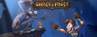 Specials: Shakes & Fidget wird 8 Jahre alt und alle feiern mit