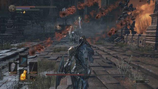 Dark Souls 3 - Boss-Guide: Drachentöter-Rüstung | spieletipps