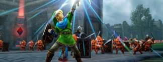 Hyrule Warriors: Extrainhalte zum Erscheinungsdatum und Zelda-Angebote im eShop
