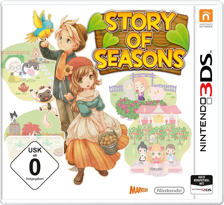 Story of Seasons - Ein würdiger Harvest Moon Ableger