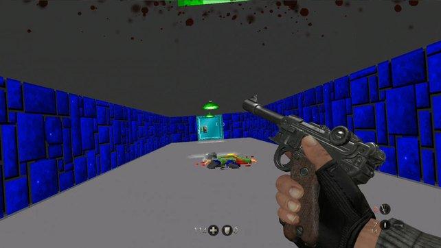 """Dieses Level ist als """"Albtraum"""" im Spiel enthalten. Lustig."""