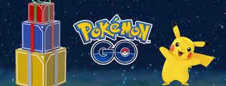 Pokémon Go: Das erwartet euch zum Ende dieses und zum Beginn des neuen Jahres