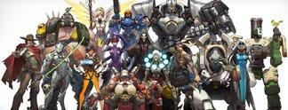 Overwatch: Toxisches Verhalten soll um 40 Prozent gesunken sein