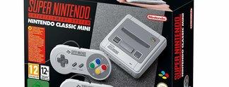 PlayStation Classic: Spiele funktionieren besser auf SNES Classic Mini