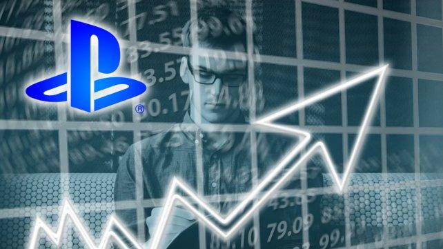 Sony verzeichnet Rekordgewinne.