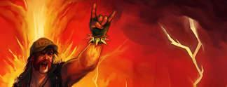 Seum - Speedrunners from Hell: Günstigerer Start für den Metal-Mix aus Quake und Super Meat Boy