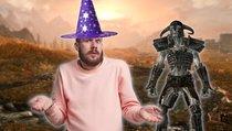 <span>Skyrim:</span> Mieser Magier macht sich zum Gespött seiner Feinde