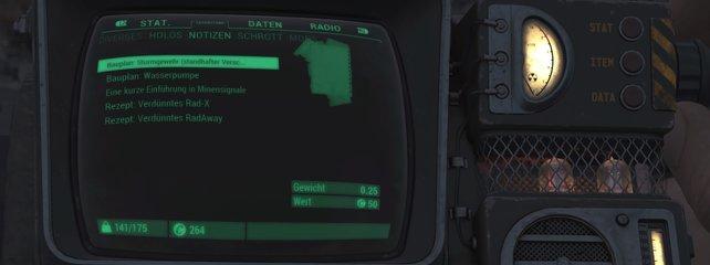 Fallout 76 Komplette Karte.Fallout 76 Baupläne Fundorte Der Skizzen Spieletipps