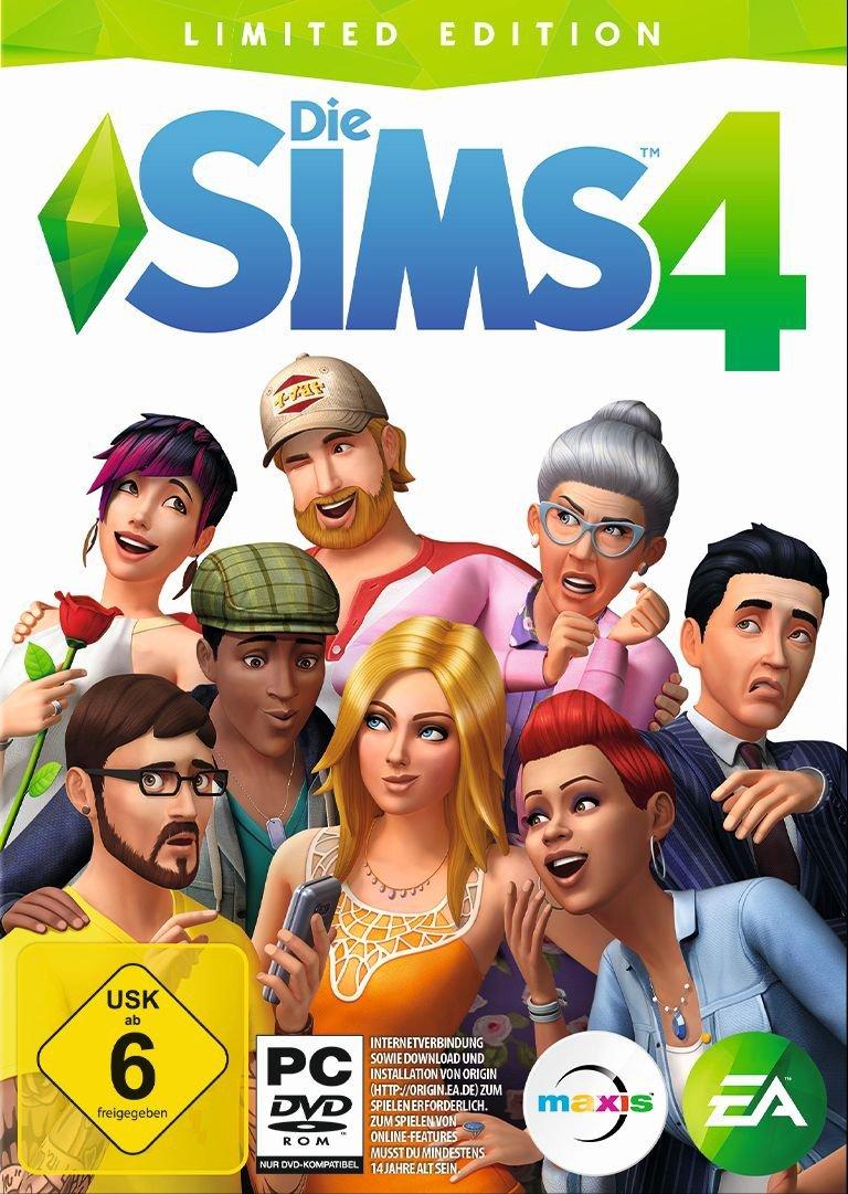 Sims 4 ich spiele es gerne