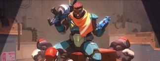Overwatch: Blizzard enthüllt neuen Helden