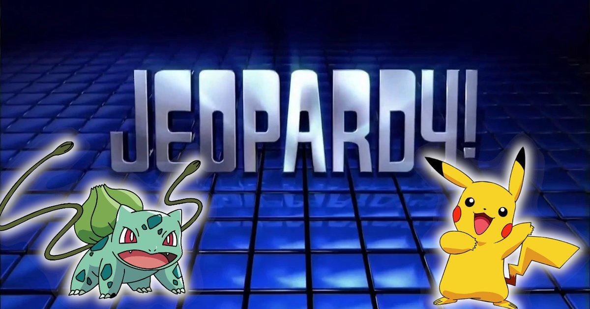 Pokémon bei Jeopardy: Testet, ob ihr das Geld gewonnen hättet