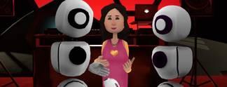Panorama: Alternativer Einsatz: Erste Hochzeit mit Virtual Reality