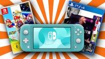 """<span>Switch-Bundles und Spiele-Hits im Angebot:</span> """"Black November""""-Deals bei Saturn"""