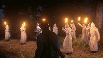 Ku Klux Klan greift an, Rockstar schreitet ein