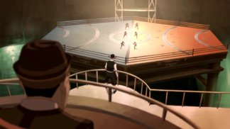 The Legend of Korra Launch Trailer [DE]