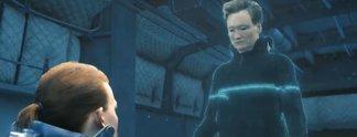 Conan O'Brien hat einen Cameo-Auftritt