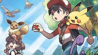 Im Test: Pokémon - Let's Go