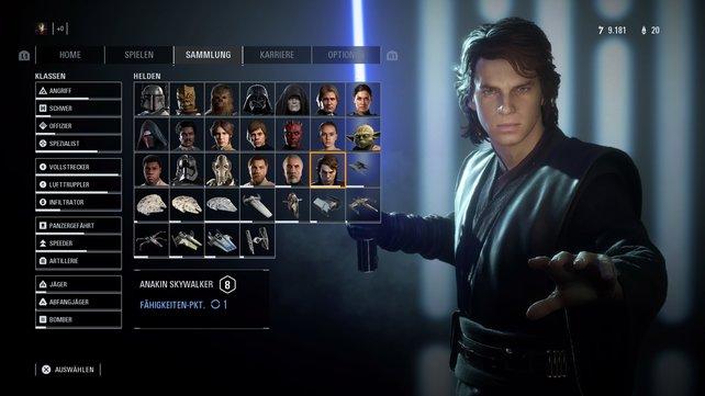 Die Palette an spielbaren Charakteren wurde nach den Wünschen der Community erweitert