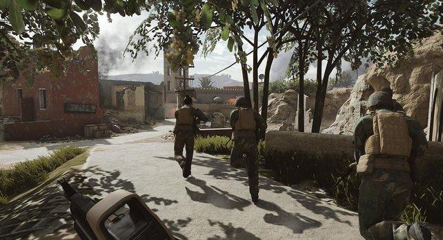 Dieser Multiplayer-Shooter wird besonders für seine taktische Komponente geschätzt.
