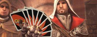 Panorama: Eine geheime Verbindung zwischen Uno und Assassin's Creed