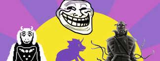 6 Videospiele, die den Spieler trollen