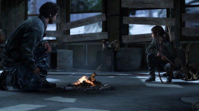 Im Winter gelingt The Last of Us sein zweiter und kleinerer Höhepunkt.