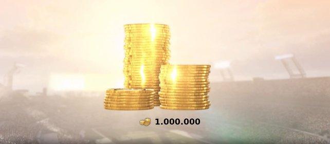 Ein Haufen Kohle: Schon bald könnt ihr mit all den Coins ordentlich im Auktionshaus zuschlagen.