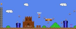 Super Mario: Fan entwickelt Battle Royale-Spiel mit 75 Spielern