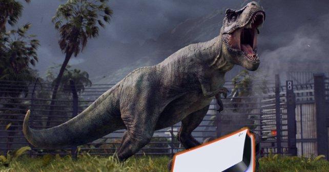 Es gibt viele Dinge, die ich nicht von mir während des Lockdowns gedacht hätte: Ein großer Dino-Fan zu werden ist eine davon.