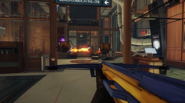 Lockt Feinde mit der Armbrust an und vernichtet sie im Pulk mit einer entsprechenden Fähigkeit.