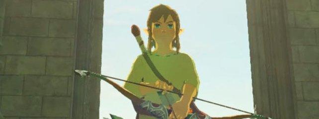 649764de969417 Zelda - Breath of the Wild  Antike Pfeile finden und Antiken Laden ...