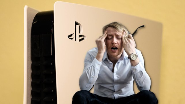 Bei diesem Anblick der PS5 kann Spieler schon so manche Schmerzen erleiden. (Bildquelle: Pexels/Andrea Piacquadio.)