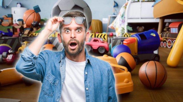 Ein neues PS5-Spiel lässt euch mit Spielzeugautos durch ein Kinderzimmer rasen. Bildquelle: Getty Images/ AaronAmat