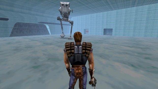 Shadows of the Empire ist eigentlich ein Singleplayer-Spiel. Eigentlich.