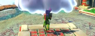 Yooka-Laylee: Neue Spielszenen im E3-Trailer, auf Anfang 2017 verschoben