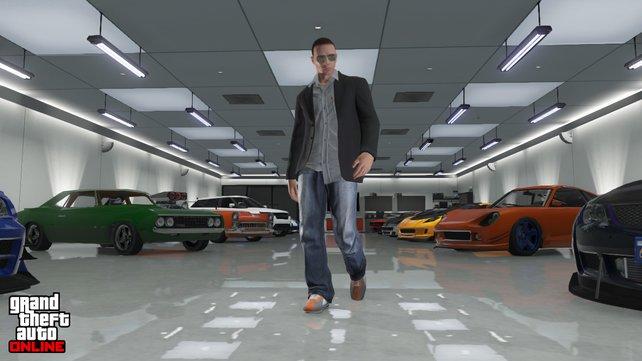 GTA Online: Manche Dinge kauft man, weil sie cool sind. Und andere, ... nur um sie zu haben.