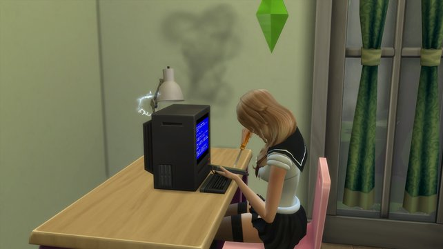Ein Computer kann ein wahrer Segen sein oder einen in den Wahnsinn treiben.