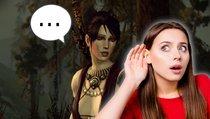 Als ich jedes Wort meiner Begleiter in Dragon Age - Origins hören wollte