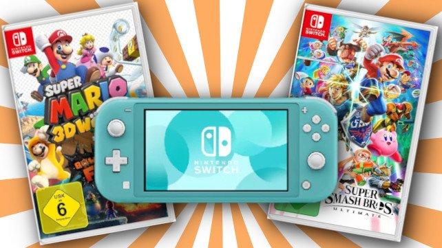 Nintendo Switch: Sichert euch Top-Deals bei MediaMarkt!