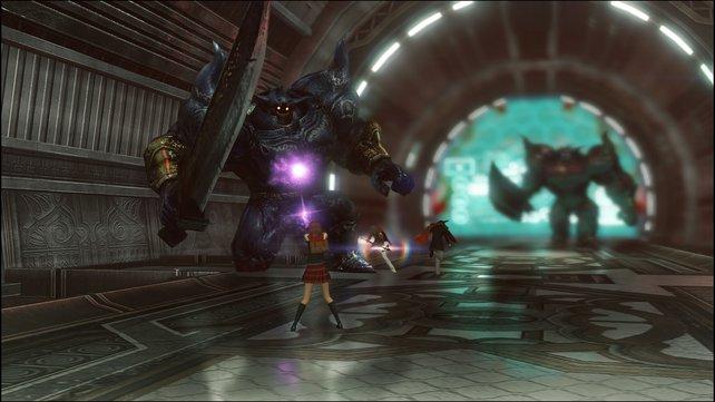 Die eisernen Giganten gehören schon lange zum Monster-Repertoire von Final Fantasy.