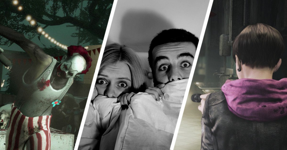 10 Horrorspiele, die ihr gemeinsam überleben könnt