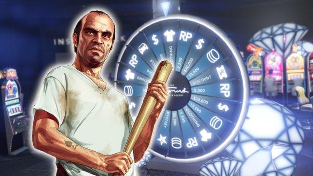 NPC in GTA Online wird von Spieler gerächt.